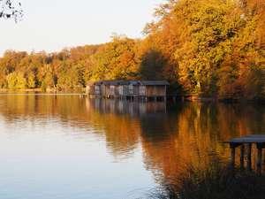 Herbststimmung am Weßlinger See