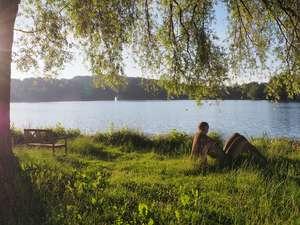 Sommer am Weßlinger See